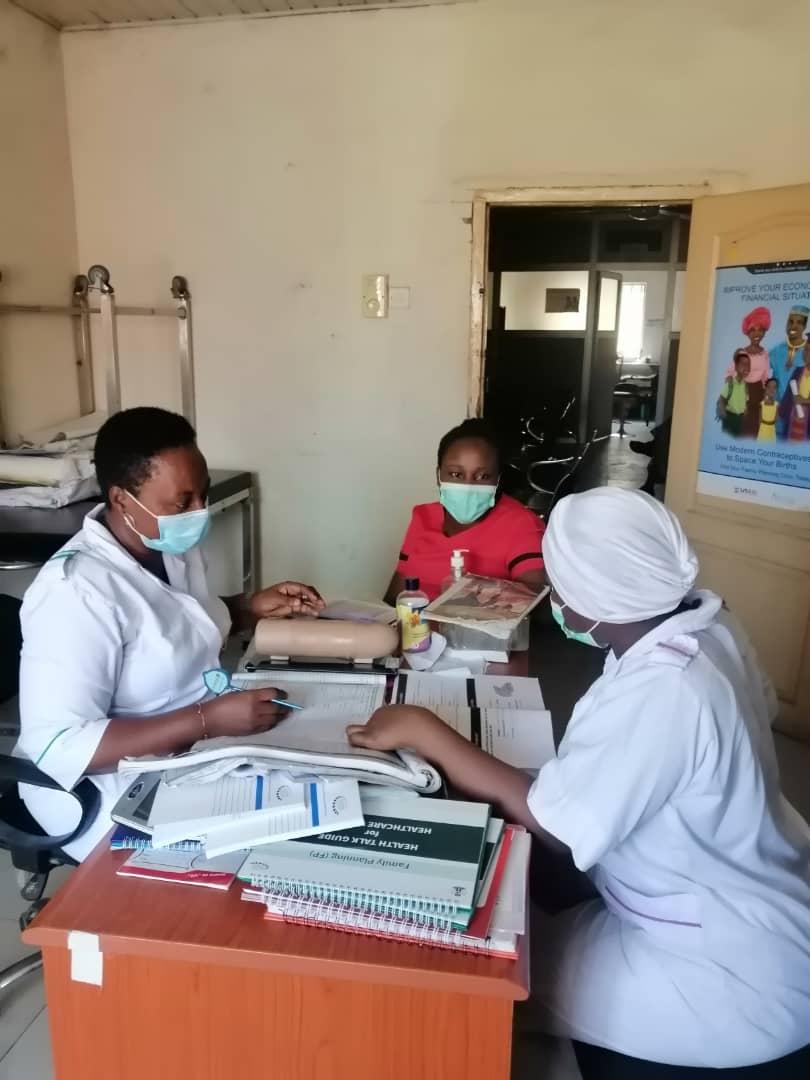 Peer mentoring in Lagos state